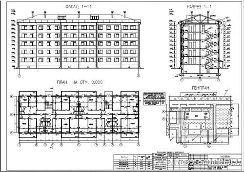 Проект 3х этажногомногоквартирного жилого дома  YouTube