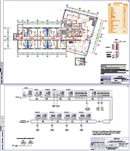 проект пожарная сигнализация трансформаторной подстанции
