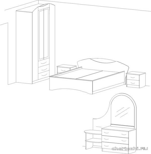 большие но не дорогие мебельные горки в красноярске